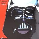 【ポイント2倍☆】Darth Vader6 ダースベイダー6 [洋画・SF・STARWARS] お洒落にお部屋を彩るウォールアートパネル【映画・キャラクター・スター グッズ・雑貨】