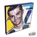 アートパネル Cristiano Ronaldo4 クリスティアーノ・ロナウド4 ユベントス サッカー・セリエA・ユヴェントスFC・ポルトガル代表 ウォールアート 映画 キャラクター スター グッズ おしゃれ イラスト 絵 絵画 ポップアート アートフレーム 雑貨