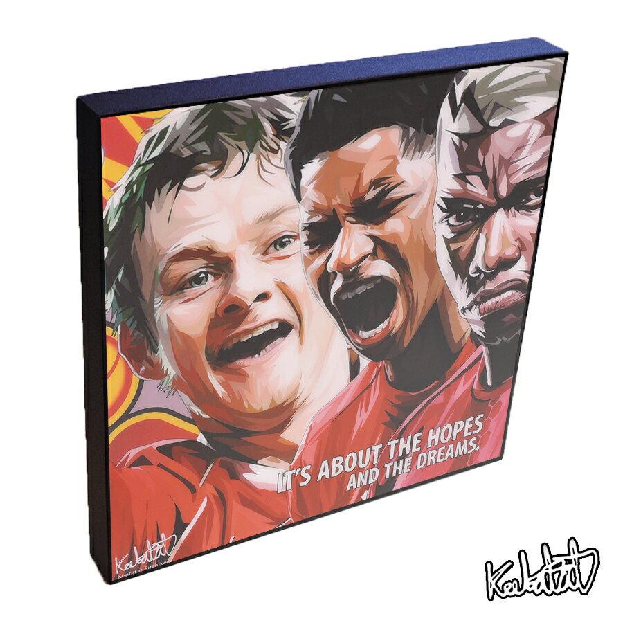 壁紙・装飾フィルム, アートパネル・アートボード 5!2020431900-461059 Manchester United2019 2019