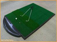 ゴルフマット3点セット枠付き(GM2001)