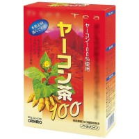 【代引料無料】60503069 オリヒロ ヤーコン茶 100% 3g×30包
