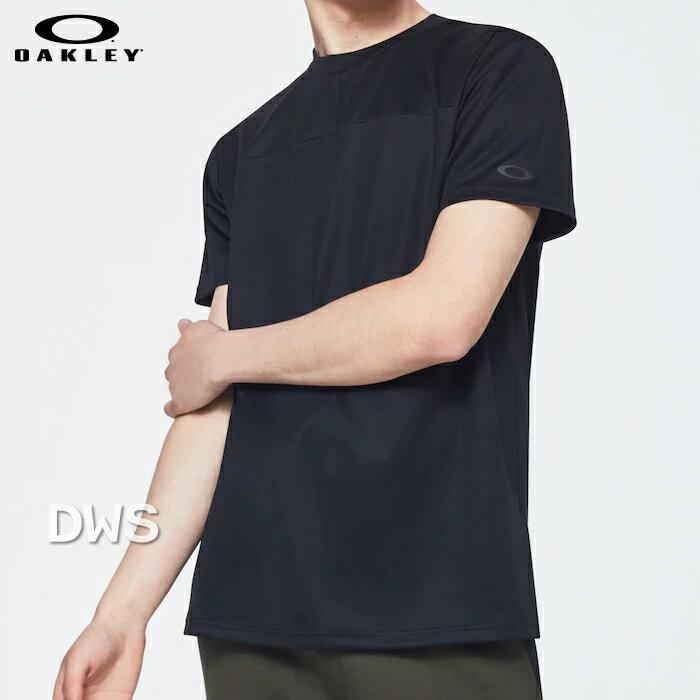 メンズウェア, Tシャツ  T OAKLEY Blackout FOA400871-02E oakap20ssULS--015 KS