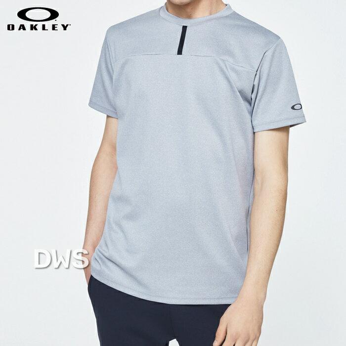 メンズウェア, Tシャツ  T OAKLEY FOA400871-27B New Athletic Gray oakap20ssULS--015 KS