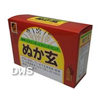 ぬか玄 粉末 2.5g×80包【代引料無料】