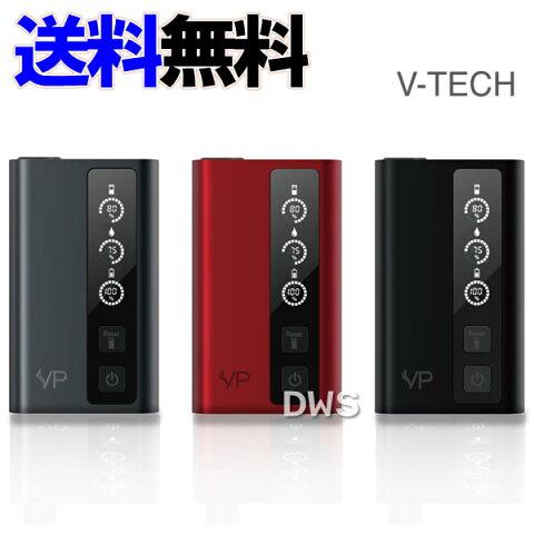 VP JAPAN V-TECH スターターセット (ヴイピージャパン ヴイテック) 。(注:たばこカプセル、カートリッジは付属しておりません)【送料無料】【代引料無料】