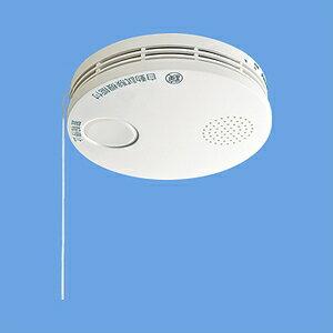 【在庫あり】住宅用火災警報器 煙式火災報知器 薄型 電池式 Panasonic(パナソニック ) けむり当番 SHK38455(SH38455Kの後継品)