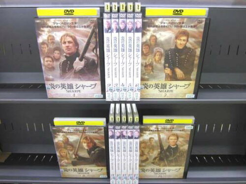 炎の英雄 シャープ 1〜14 (全14枚)(全巻セットDVD)/中古DVD[海外...