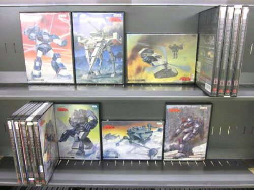 (H)太陽の牙ダグラム 1〜15 + 劇場版 THE MOVIE COLLECTION(全1...