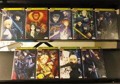 【レンタル中古DVD全巻】Fate/Zero 1〜9 (全9枚)(全巻セットDVD)/中古DVD[アニメ/特撮DVD](NE...