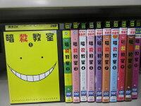 暗殺教室1〜11(全11枚)(全巻セットDVD)/中古DVD[アニメ/特撮DVD]【中古】(AN-SH201708)