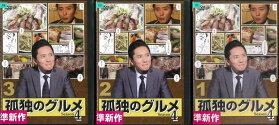 (日焼け)孤独のグルメシーズン41〜3(全3枚)(全巻セットDVD)/中古DVD[邦画TVドラマ]【中古】