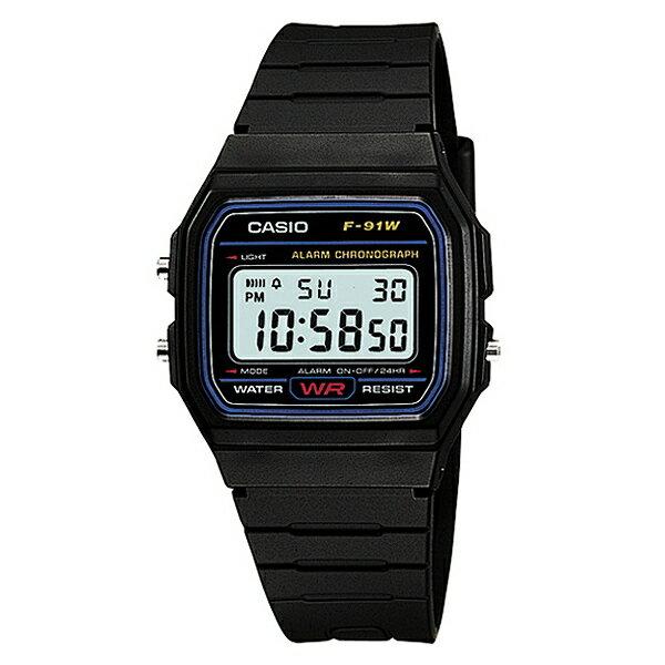 CASIO f91w watch CASIO F91W-1