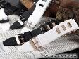 替えベルト/シリコン時計バンド シリコン腕時計用ベルト 交換用ラバーベルト[20mm・22mm] メンズ腕時計 auktn 送料無料