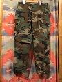 【送料無料】【あす楽】【中古】【ビッグサイズ】1982年製米軍実物カモフラカーゴパンツW37相当迷彩柄