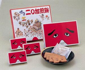 【東雲堂】にわかせんぺい 特大4枚・小24枚【九州福岡土産】