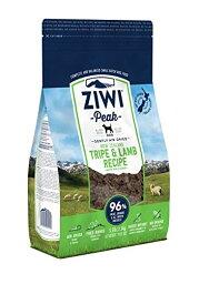 Ziwi Peak (ジウィピーク/ジーウィーピーク) エアドライ・ドッグフード トライプ&ラム 2.5kg
