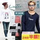 【クーポン使用で2枚目半額】◆マルチプリントロンT◆Tシャツ...