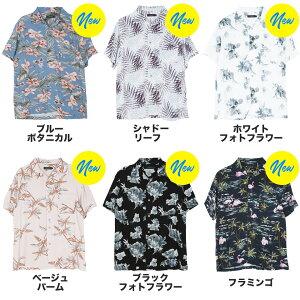 ◆アロハシャツ◆アロハシャツ メンズ トップス アロハ かりゆしウェア カジュアルシャツ 半袖シャツ トップス サーフ系 メンズファッション