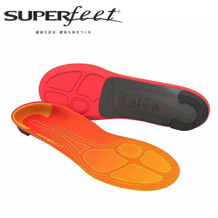 SUPERfeet スーパーフィート RUN Pain Relief ランペインリリーフ 【インソール/中敷き/シューズ/アウトドア】画像