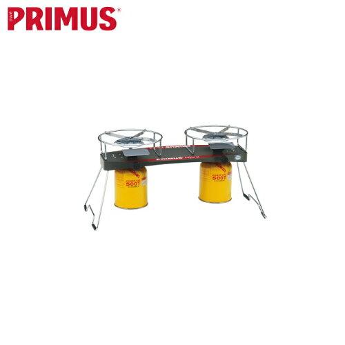 PRIMUS/プリムス ガスバーナー ニョルド・ツーバーナー/P-NJ-2