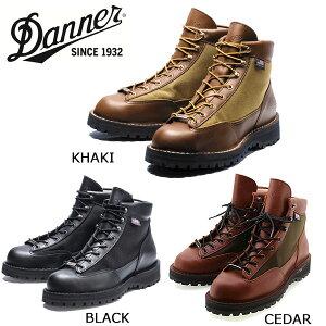 DANNER/ダナー DANNER LIGHT ダナーライト3 BLACK/KHAKI/CED…
