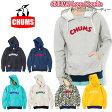 チャムス chums フーディー Logo Hoodie 正規品 ch00-1023