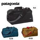 パタゴニア Patagonia ダッフルバッグ Patagonia Headway Duffel 40L ヘッドウェイ・ダッフル 40L 48785/日本正規品