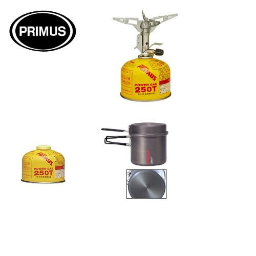 PRIMUS/プリムス バーナーセット プリムス・スターターボックス/P-STB2