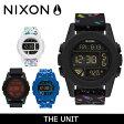【スマホエントリーでP10倍!2/18 10時〜】ニクソン 時計 NIXON 腕時計 THE UNIT NA1972300/1972303/1972313/197760 16年モデル