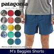 パタゴニア Patagonia メンズ・バギーズ・ショーツ(股下13cm) M's Baggies Shorts 57020 【服】 パンツ ショートパンツ