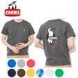 【メール便発送・代引き不可】チャムス chums Tシャツ メンズ Booby Logo T-Shirt ブービーロゴTシャツ CH01-1244 【服】日本正規品【t-cnr】