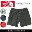 【メール便発送・代引き不可】ノースフェイス THE NORTH FACE ショートパンツ ノベルティバーサタイルショーツ(メンズ) Novelty Versatile Short NB41632 【NF-BOTTOM】メンズ パンツ 水遊び 海