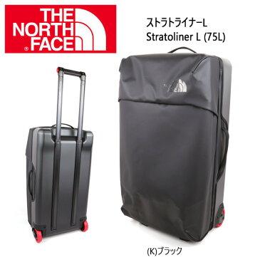 ノースフェイス THE NORTH FACE トラベル・ウィーラー ストラトライナーL Stratoliner L (75L) NM81818 【NF-BAG】日本正規品