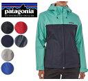 パタゴニア Patagonia W's Torrentshell Jk...
