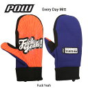POW GLOVES パウグローブ Every Day Mitt 【ス...
