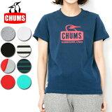 チャムス chums Tシャツ Booby Face T-Shirt Women's ブービーフェイスTシャツ CH11-1325 レディース 正規品【服】【t-cnr】【メール便発送・代引き不可】