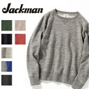 Jackman ジャックマン GG Sweat Crewneck JM7872 【アウトドア/長袖/トップス】
