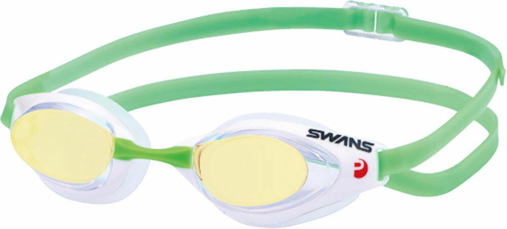 SWANSスワンズゴーグル?サングラス水泳水球競技ミラーモデルゴーグルファルコンプレミアム?アンチ?フォグ
