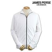 ジェームスパース JAMES PERSE ジャージ ジップアップ シャツ メンズ [S10]