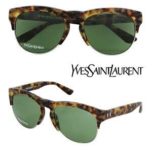 63f6a131c4d01e  最大2000円OFFクーポン  イヴサンローラン サングラス Yves Saint Laurent イタリア製 タートイズ メンズ レディース  商品説明 洗練されたエレガントさを加えた ...
