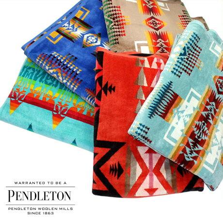 ペンドルトン PENDLETON ブランケット タオル バスタオル タオルケット ビーチタオル XB233 20カラー メンズ レディース [予約商品 3/12頃入荷予定 追加入荷]