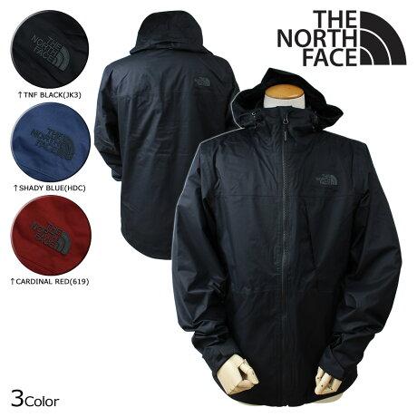 ノースフェイス THE NORTH FACE シェルジャケット メンズ フリース MEN'S ARROWOOD TRICLIMATE JACKET NF0A2TCN