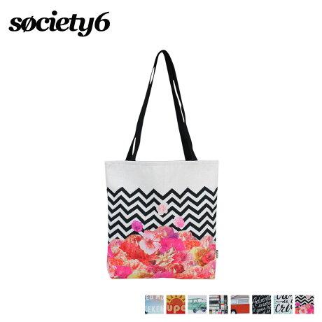 Society6 トートバッグ ソサエティシックス バッグ レディース