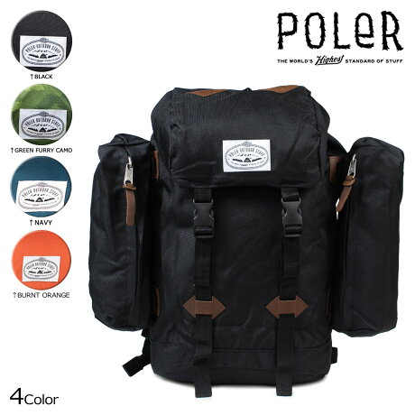 ポーラー POLER リュック バッグ バックパック リュックサック メンズ レディース CLASSIC RUCKSACK 532020