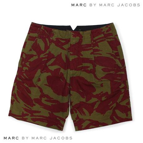 マークバイマークジェイコブス MARC BY MARC JACOBS ハーフパンツ メンズ ボトム CLAPHAM CAMO SHORT M4001630