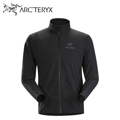 アークテリクス ARC'TERYX ジャケット ガンマ GAMMA LT JACKET 17308 メンズ ブラック