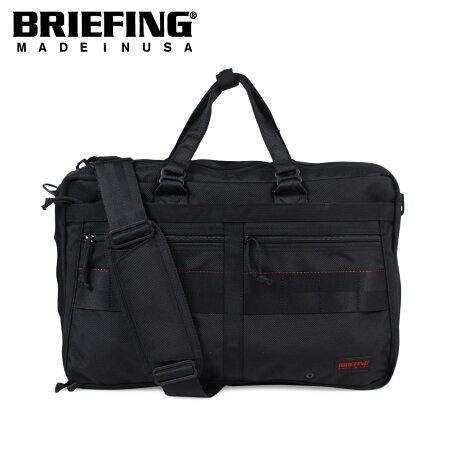 ブリーフィング BRIEFING バッグ 3way ブリーフケース リュック ビジネスバッグ C-3 LINER BRF115219 メンズ ブラック