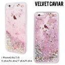 Velvet Caviar ヴェルヴェット キャビア iPhone8 iPhone7 8 Plus 7Plus 6s 6 ケース スマホ iPhoneケース アイフォン アイフォーン ベルベット HOLOGRAPHIC STARS GLITTER IPHONE CASE レディース ピンク 【ネコポス可】