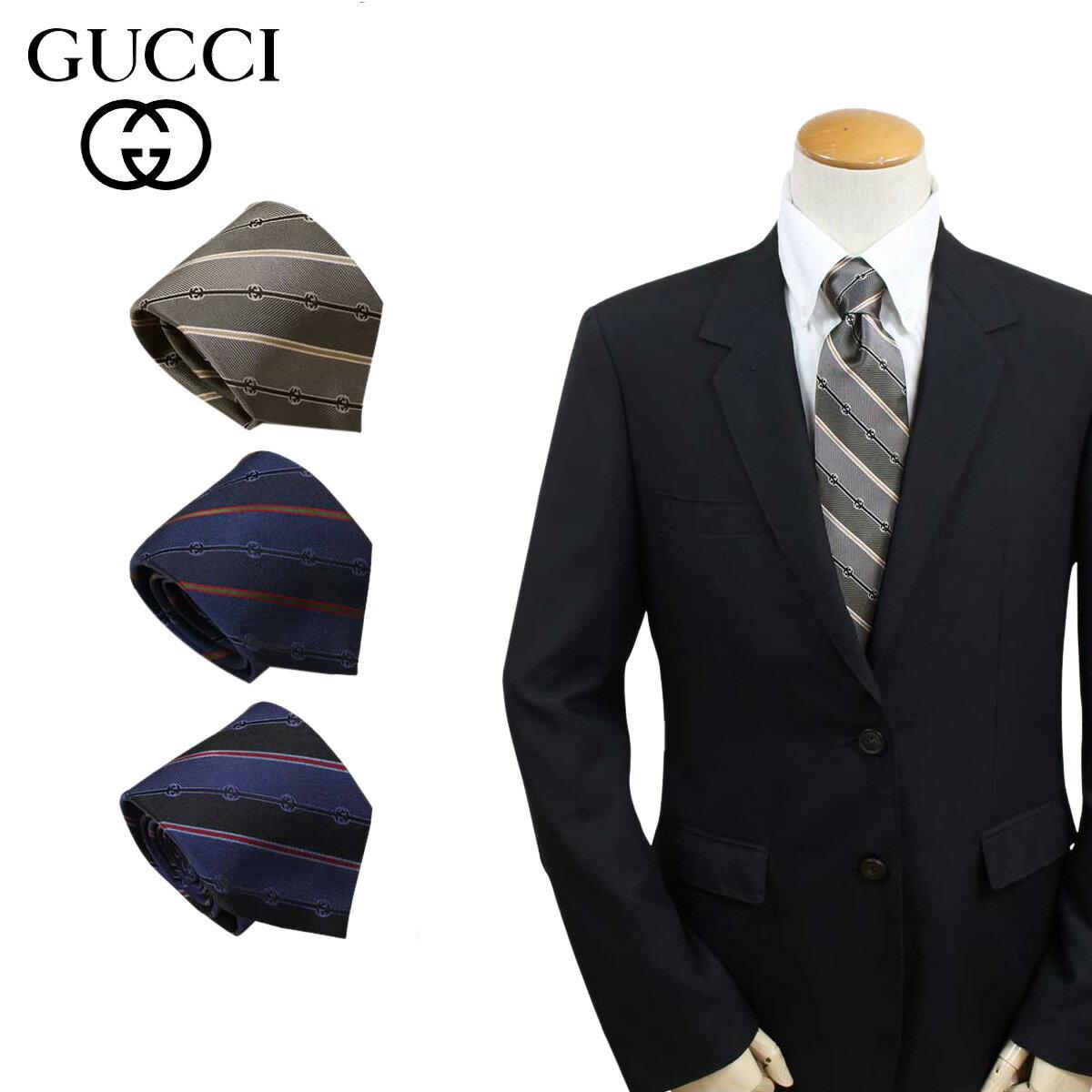 スーツ用ファッション小物, ネクタイ  GUCCI TIE