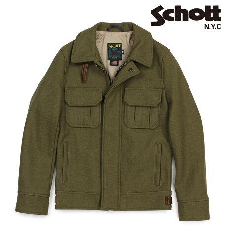 ショット Schott ジャケット M65 フィールドジャケット メンズ WOOL BLEND EISENHOWER FIELD JACKET 720